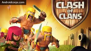 clash of 2 mod apk clash of clans mod apk v 8 709 2 lots of money android corps