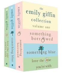 emily giffin something blue the emily giffin collection volume one something borrowed