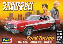 Hutch And Starsky Amazon Com Revell Monogram 1 25 Starsky U0026 Hutch Ford Torino Model