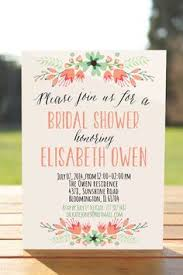 etsy wedding shower invitations 23 bridal shower invitation ideas that you re going to