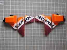 lego honda lego technic motorcycles honda repsol cbr1000rr by oryx chen