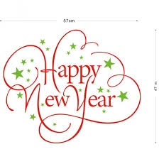 new year sticker sticker of new year merry christmas and happy new year 2018
