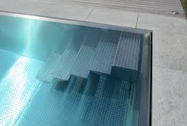 pool treppe chrom line pool treppe fliegend
