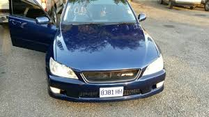 toyota altezza toyota altezza for sale in spanish town jamaica st catherine for