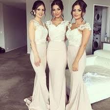 wedding bridesmaid dresses cap sleeve lace mermaid bridesmaid dresses 2017 cheap custom