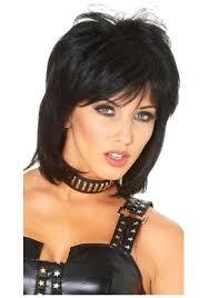 wigs medium length feathered hairstyles 2015 joan jett wig rock it girl hairstyles pinterest joan