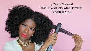 what type of hair do you use for crochet braids 5 years natural do you plan on straightening your hair type 4