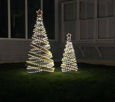 plain decoration spiral christmas tree outdoor 120cm 4ft indoor