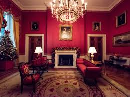 Red Room Take An Exclusive Sneak Peek Into This Year U0027s U0027white House