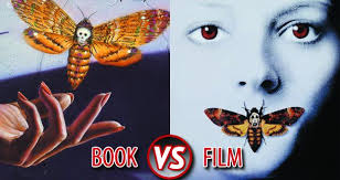 silence of the lambs book vs film the silence of the lambs litreactor