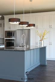 best wall color with oak kitchen cabinets the 4 best white paint colours for cabinets benjamin