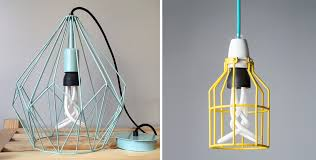 industrial cage light bulb cover 7 tips to style an industrial cage pendant light plumen