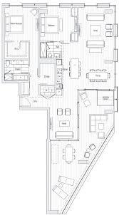 Parc Imperial Floor Plan by 1550 Alberni Presale Mapper