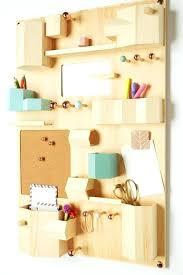 wall mounted desk organizer hanging desk organizer life hacks