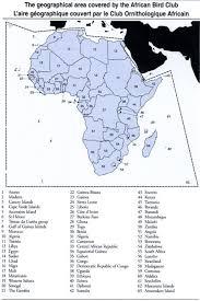 africa map islands africa geography bird club