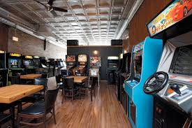 chicago arcade bars where you can drink beer and play games