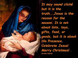 jesus is the reason for the season smile shine