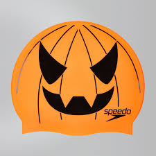 limited edition halloween swim cap speedo