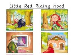 story sequencing red riding hood teachingideas