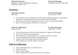 resume teacher resume example stunning teachers assistant resume
