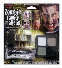 zombie make up set zombie makeup made easy horror shop com