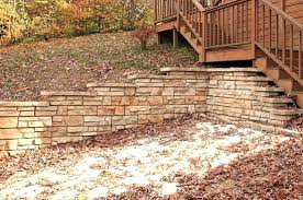 Retaining Wall Stairs Design Retaining Wall Step Retaining Wall Steps Design Ladyroom Club