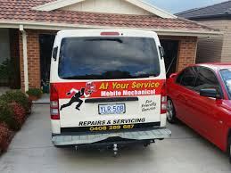 at your service mobile mechanical repair and servicing mechanics