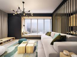 Best Living AreaLounge Images On Pinterest Design Interiors - Contemporary apartment design