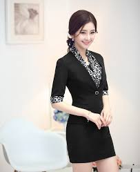 styles of work suites wholesale formal dress suits for women business suits blazer sets