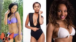 top 12 mzansi u0027s sexiest female contenders 2017 youtube