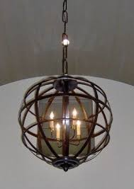 Metal Chandelier Wrought Iron Candle Chandelier Foter
