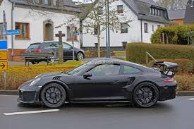 porsche 911 supercar 2018 porsche 911 gt3 rs 4 2 prototype spied