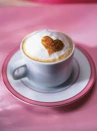 Salep Pink cinnamon cappuccino ricardo