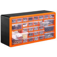 vonhaus 30 drawer parts storage organiser cabinet home workshop