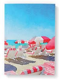Beech Umbrella The Beach Umbrella Journal 4 Immaginare Press