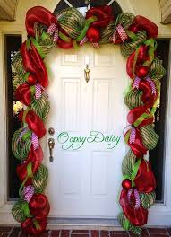 improvements indoor outdoor lighted christmas garland garland decoration ideas photo pic image of decorate garland