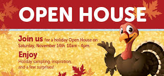 shaws you re invited to our open house