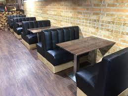 Bespoke Upholstery Bench Seating Booth Seating Bespoke Upholstery Restaurant Club