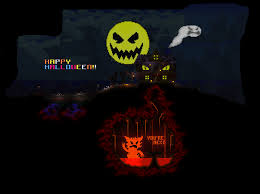 Halloween Event Terraria Mobile by Official 2014 Relogic Terraria Halloween Contest Entry Thread