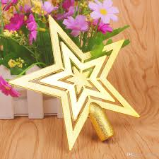 Decorate Christmas Tree Online by Christmas Tree Star Treetop Decoration Adornment For Xmas Holiday
