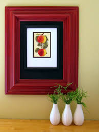 How To Hang A Picture Double The Fun Hang A Frame Within A Frame Rosyscription