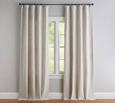 How To Hang Pottery Barn Curtains 132 Best Curtains U0026 Drapes Images On Pinterest Curtains Draping