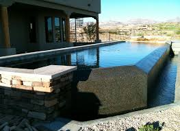 creatively designed pools desert reflections companies