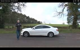 Mercedes C Class Coupe 2008 Mercedes C Class Coupe Fifth Gear Web Tv Youtube