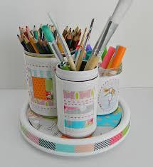 s o t a k handmade pen organizer tutorial