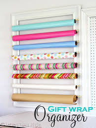 gift wrap storage ideas how to make a gift wrap organizer creative wall 3 in my own style