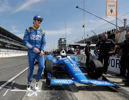 valley news rookie hopes to crash indy show