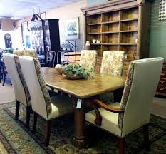 Henredon Dining Room Chairs Ralph Lauren By Henredon Dining Room Set Consignment Gallery