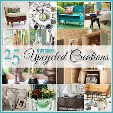 Upcycling Crafts For Adults - 25 awesome upcycled diy projects the cottage market