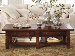 Decorating Coffee Tables Inspiring Coffee Table Decorating Ideas Brown Together With
